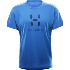 Haglöfs Glee - T-shirt manches courtes Homme - bleu